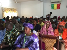 AGF Training in West Africa