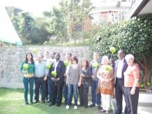 the Global Greens Coordination members