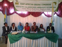 EAGF Executive Committee