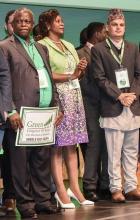 Kenya delegation