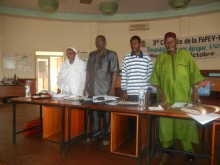 Executive Committee of West African Greens Federation