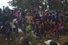 Campaign in Nyaruguru