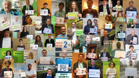 Green Party Leaders Worldwide