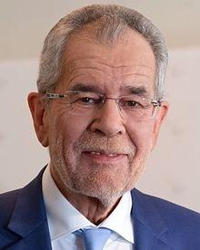 Mr.Alaxander Van der Bellen