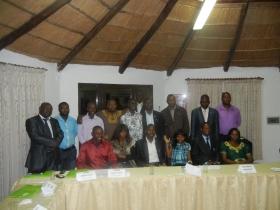 SAGF in Maputo