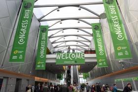 Global Greens Congress in Liverpool