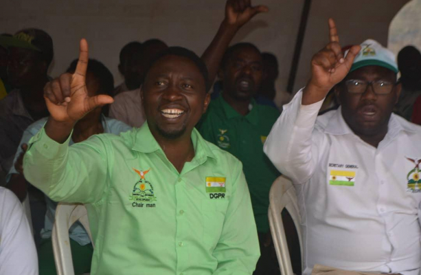 Nyaruguru campaign