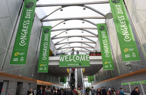 Welcome to Global Greens Congress 2017
